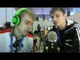 HawK interview on [WCG 2011] for GoodGame.ru